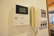 ハイツ赤坂505 インターフォン