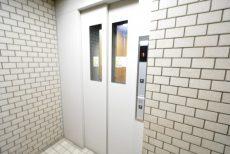 エルアルカサル小石川 エレベーター