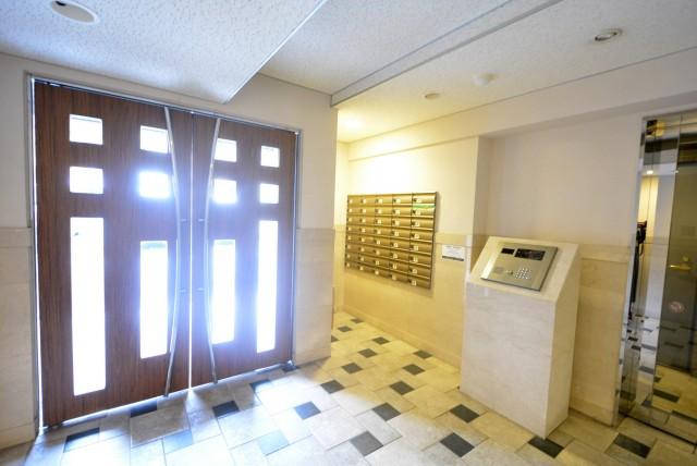ミリオンガーデン小石川 エントランスホール