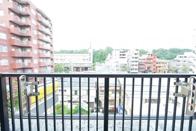 ミリオンガーデン小石川 眺望