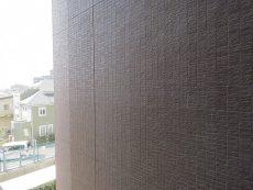 ニュー上馬マンション キッチン窓の外