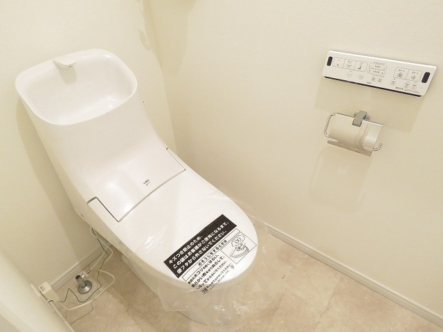 トゥール高輪 トイレ
