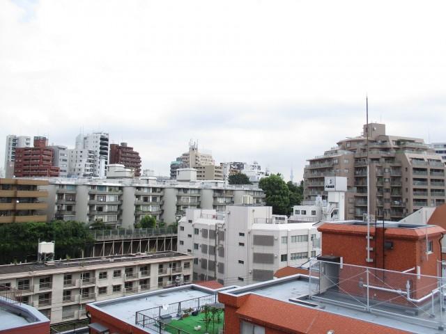 シャンボール小石川 眺望3