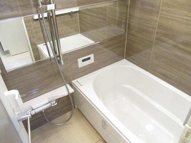 10三井音羽ハイツ浴室