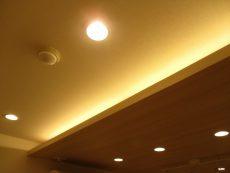 ソルシエ月島31リビング天井