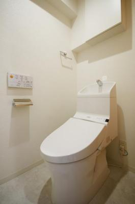 ルナパーク三軒茶屋201 トイレ