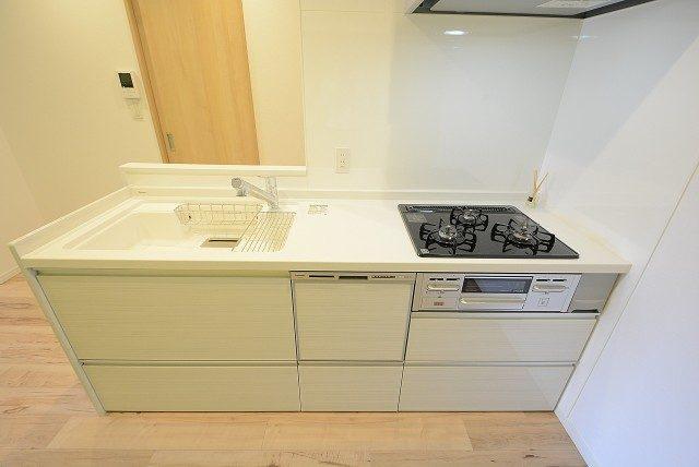 経堂コンド キッチン