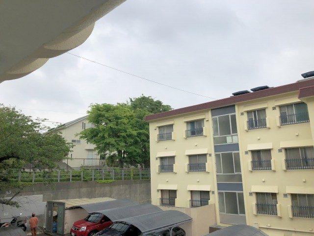 瀬田サンケイハウス バルコニー