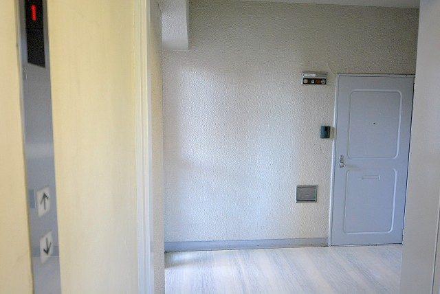 ビュラ田園調布202号室 ドア