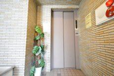 日神プラザ中目黒 エレベーター