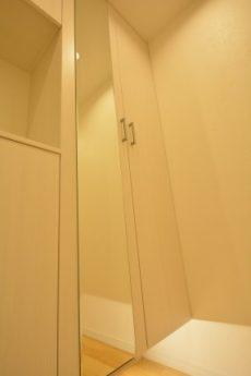 クレール東山 全身鏡