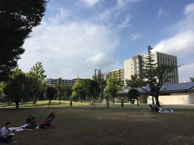 中野リハイム 周辺環境