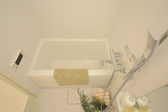 サンコート芝公園 浴室
