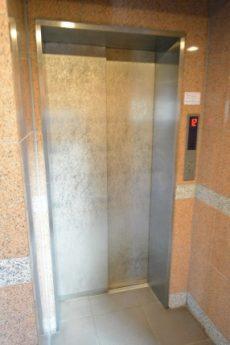 ボヌール荻窪 エレベーター