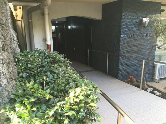 パラッツオ赤坂 エントランス