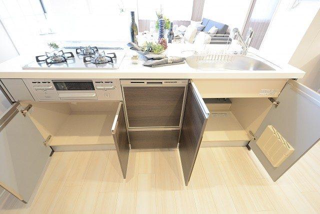 ボヌール荻窪 キッチン
