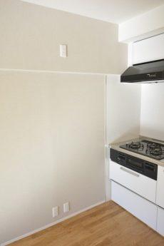 築地永谷コーポラス キッチン