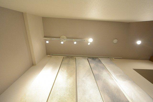 馬事公苑前ハイム (12) 階段