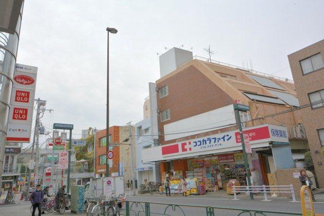 駒沢大学駅周辺