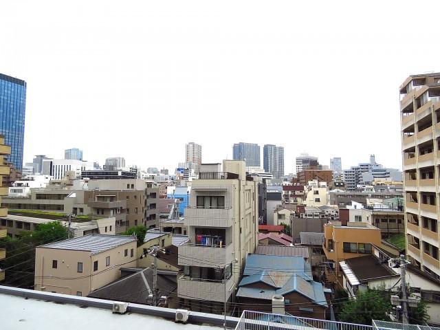 飯田橋第一パークファミリア 眺望