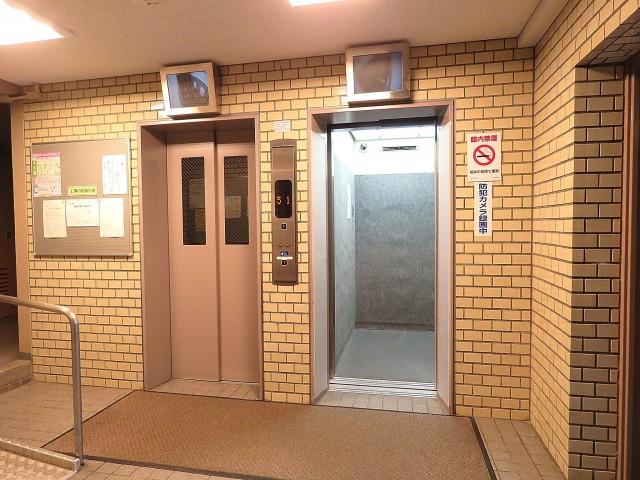 飯田橋第一パークファミリア エレベーター