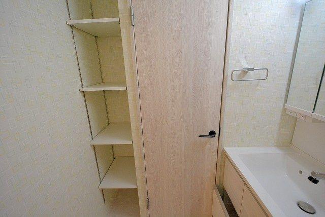 自由ヶ丘第5マンション702 サニタリー (7)