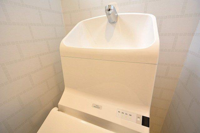 都立大バロンズコート トイレ