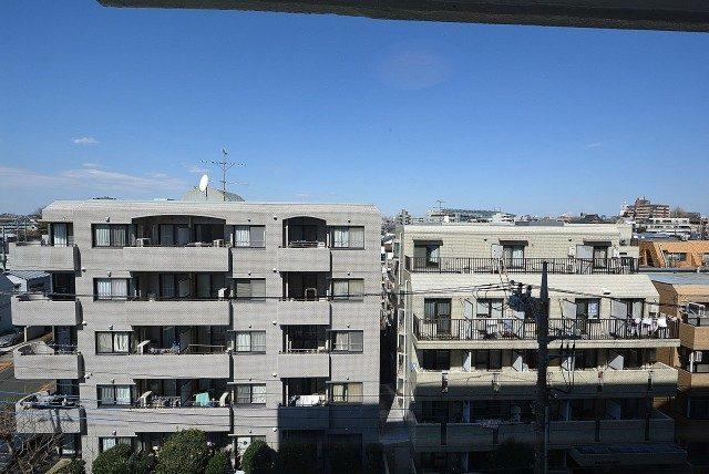 経堂セントラルマンション3F 洋室2