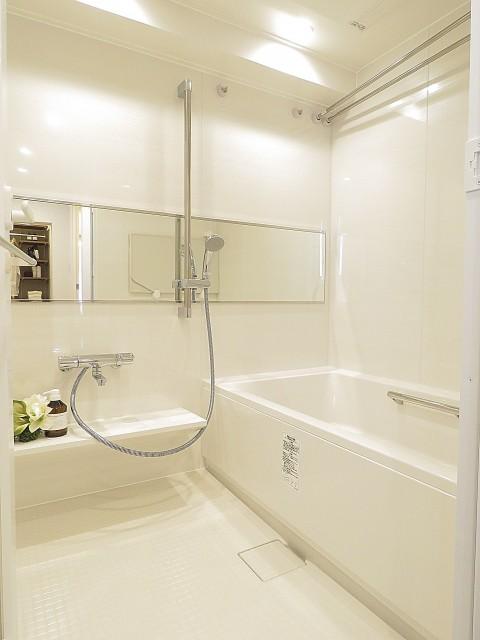 豊栄平町マンション バスルーム