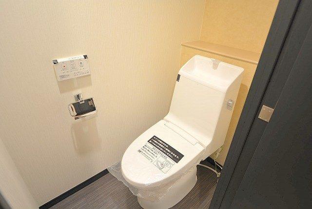 フィールA渋谷 5F トイレ
