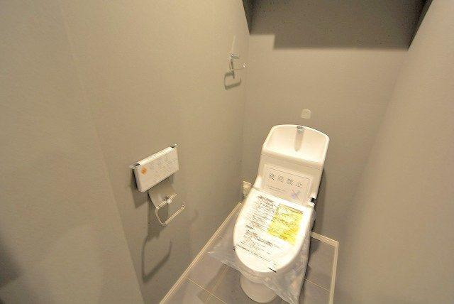 麻布東町マンション トイレ