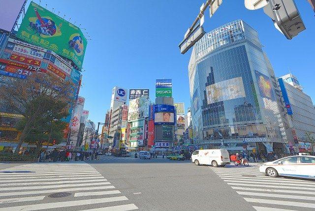 渋谷 駅周辺