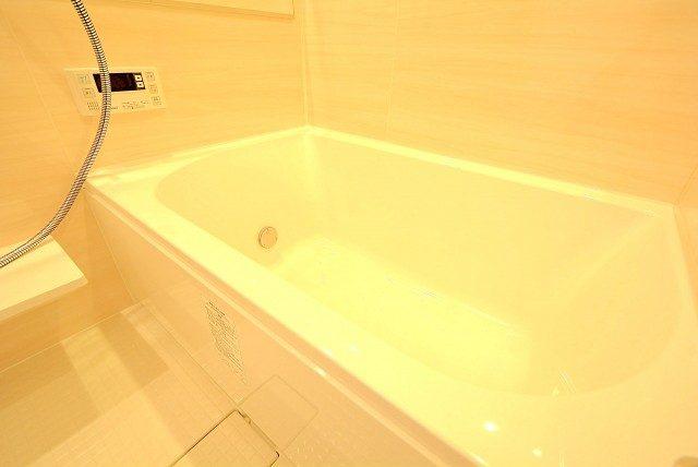 南青山ユニハイツ 風呂