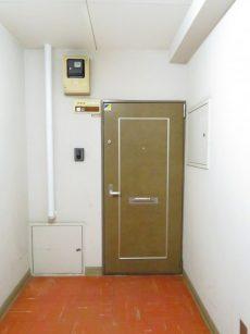 エクセル旗の台 玄関扉