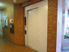 エクセル旗の台 エレベーター