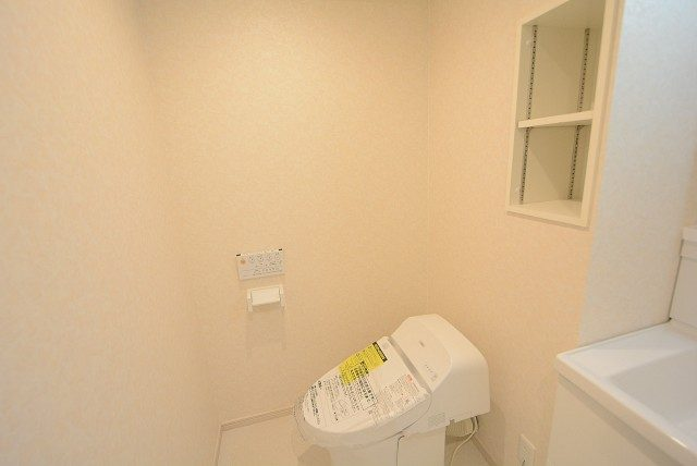 プチモンド目白 トイレ