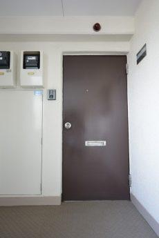 朝日目白台マンション 玄関