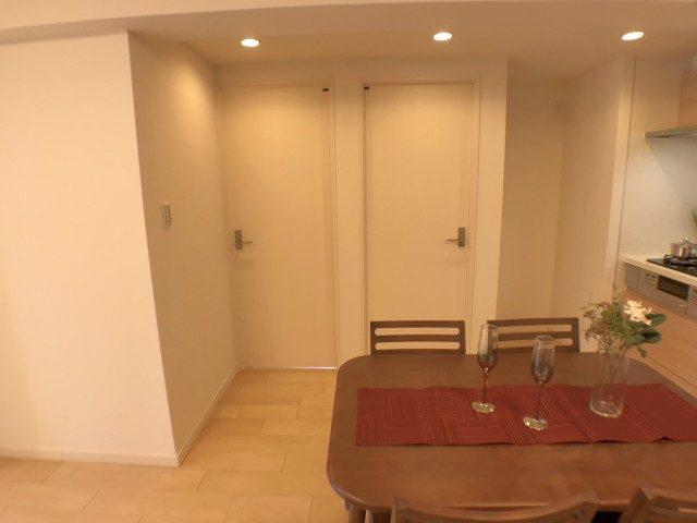 ライオンズマンション中野弥生町 洋室②