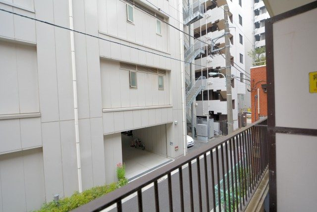 ラインコーポ箱崎 (73)バルコニー