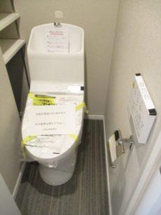 大森駅前住宅一号棟トイレ