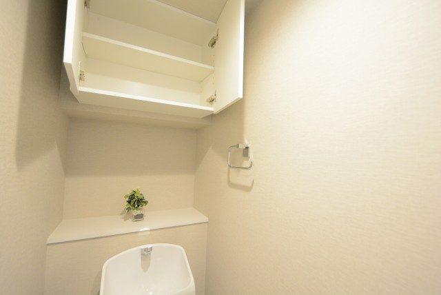 日商岩井田園調布マンション (90)トイレ