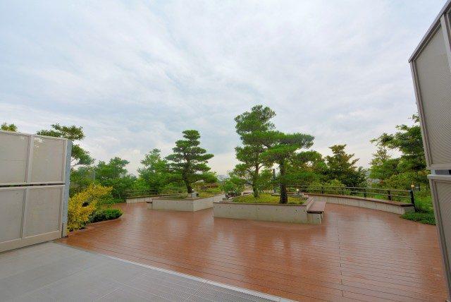池尻大橋周辺 空中庭園