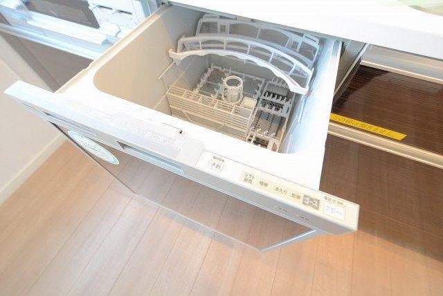 日商岩井田園調布マンション キッチン