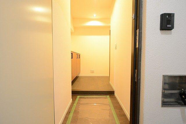 玉川台スカイマンション 玄関