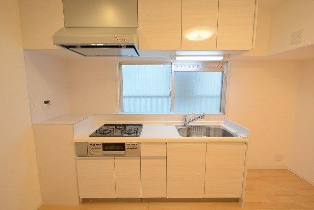 朝日目白台マンション (25) キッチン