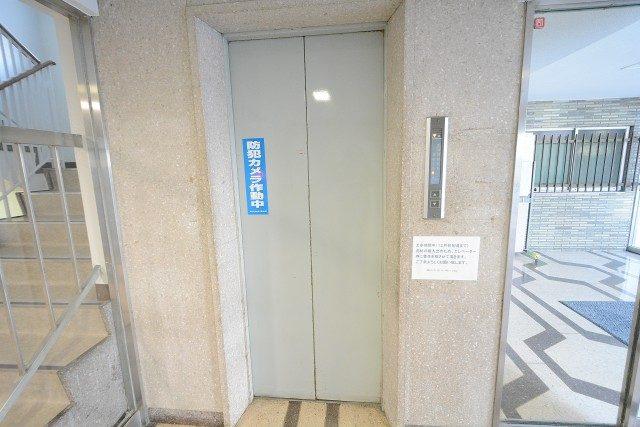 マンション目黒苑 部屋まで遠い!!