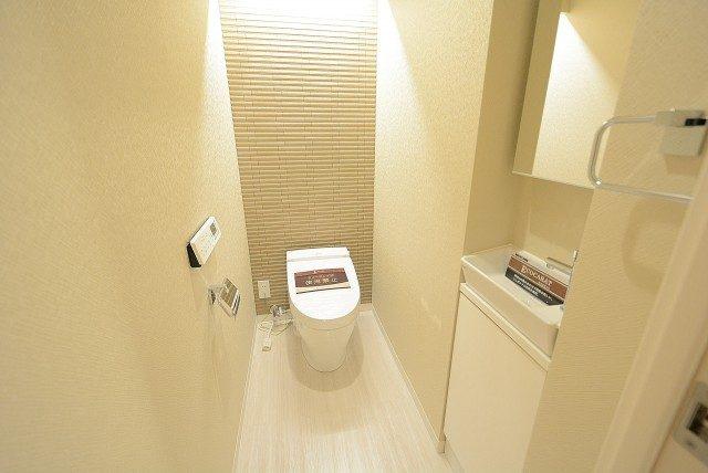 クラリティ・アスール トイレ