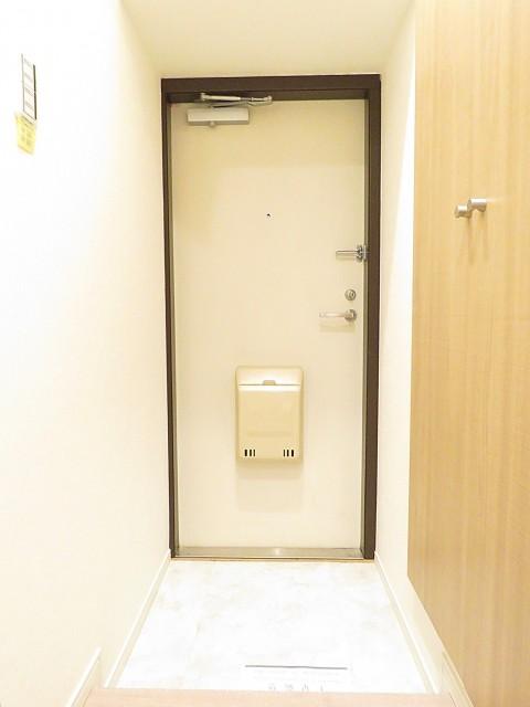 大森永谷マンション 玄関ホール