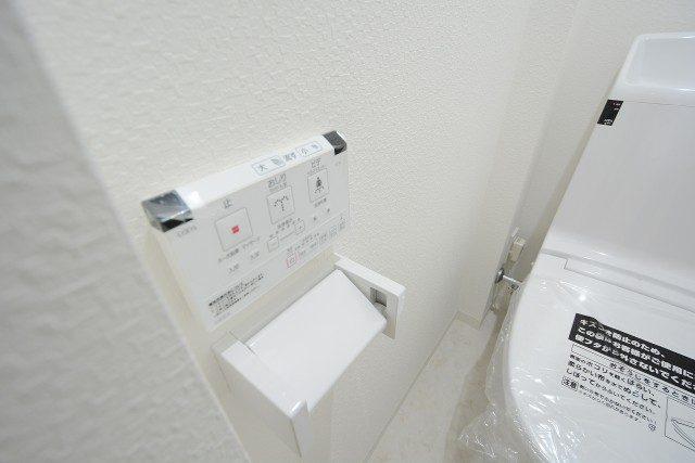 マンション目黒苑 トイレ