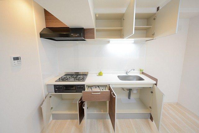 芦花公園ヒミコマンション (28)キッチン